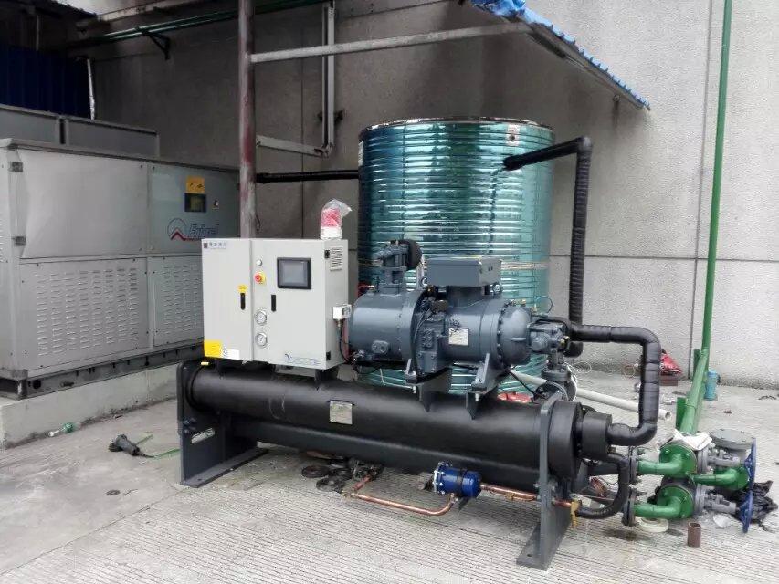 双螺杆冷水机 大制冷量冷水机组 全国均可发货