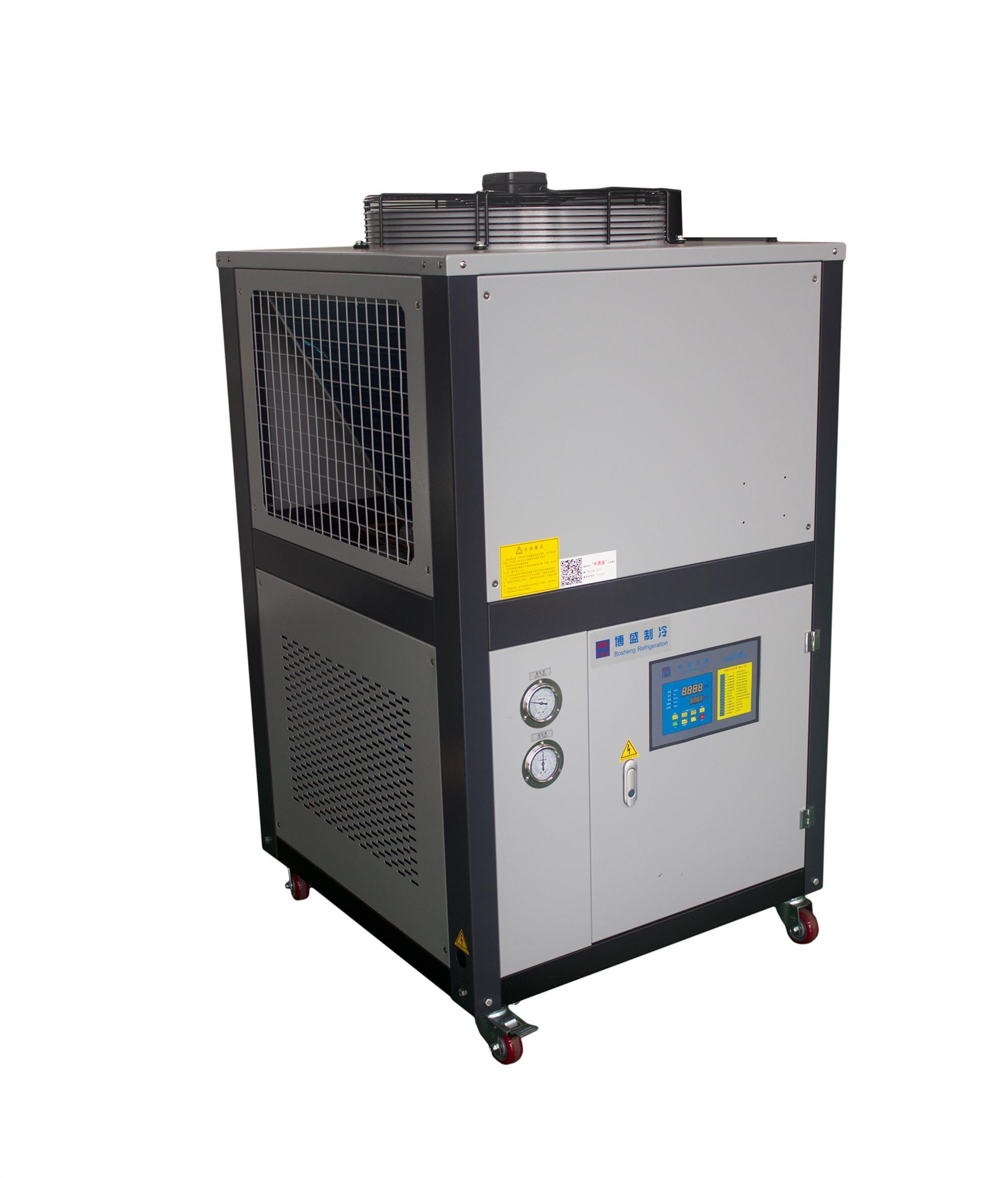 油冷机 液压站油冷却设备 尺寸精准