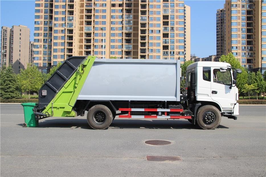 环卫垃圾车价格 台州质量好的8吨压缩垃圾车报价