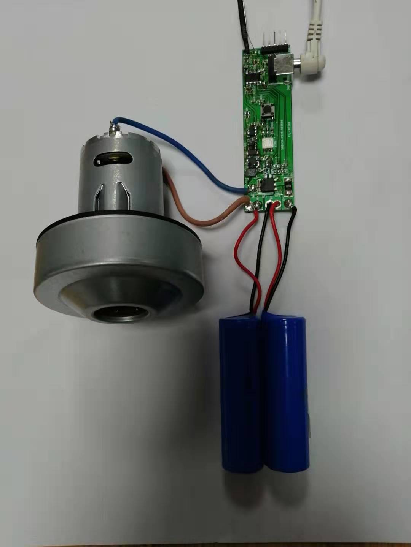 鋰電池手持吸塵器IC方案 專業開發芯片 真誠服務 性價比高
