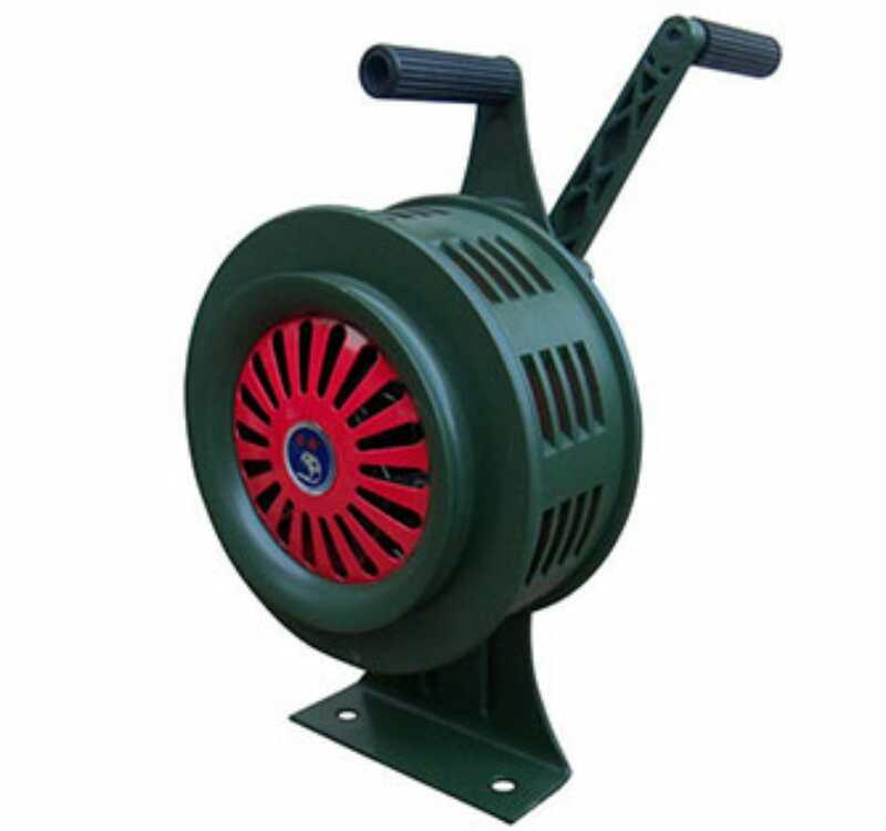 矿用警报器型号多样 手摇警报器 老品牌 可信赖
