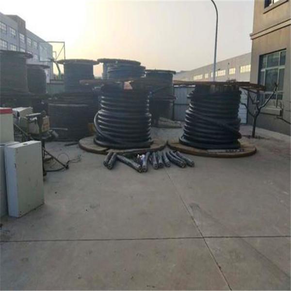 回收电线电缆 回收二手电缆 欢迎来电咨询