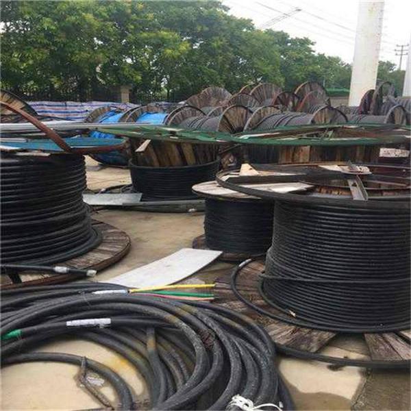 电缆线回收 回收电缆公司 用户的一致选择