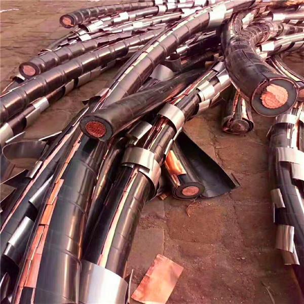 回收电缆线,电缆废铜回收