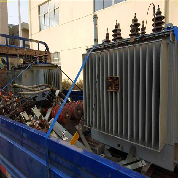 河北变压器回收公司