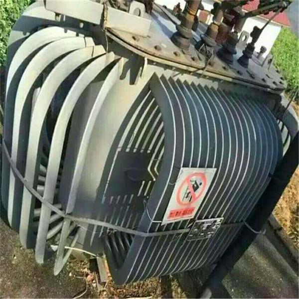 箱式变压器回收