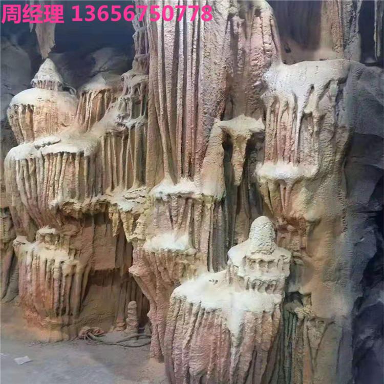 温泉酒店大型塑石假山 欢迎点击了解咨询