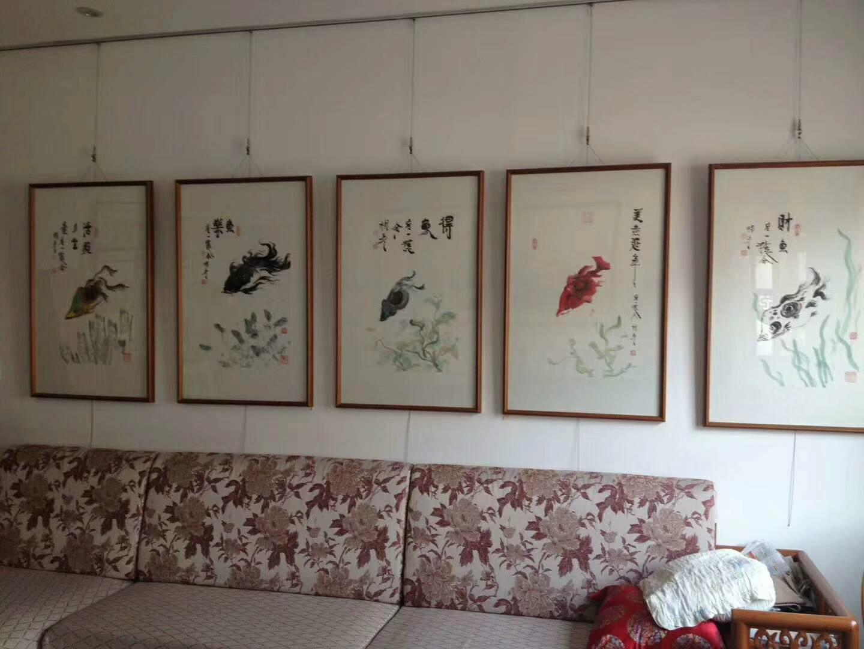 重庆十字绣装裱框哪家质量好 重庆装饰画画框 点击查看详情