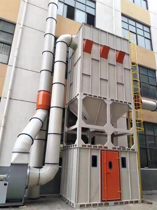 中央除尘器 布袋脉冲除尘器 在线免费咨询