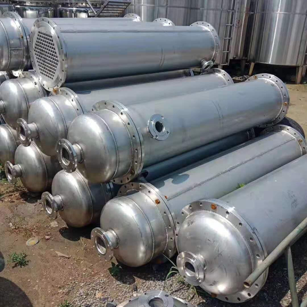 厦门二手不锈钢列管冷凝器 诚信服务 全国回收