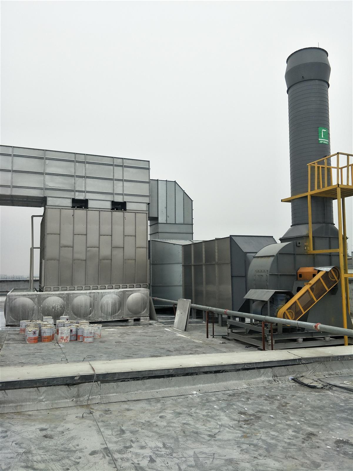 环保废气处理设备 锅炉废气治理 点击索取资料