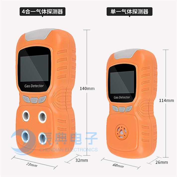 防爆臭氧检测仪图片