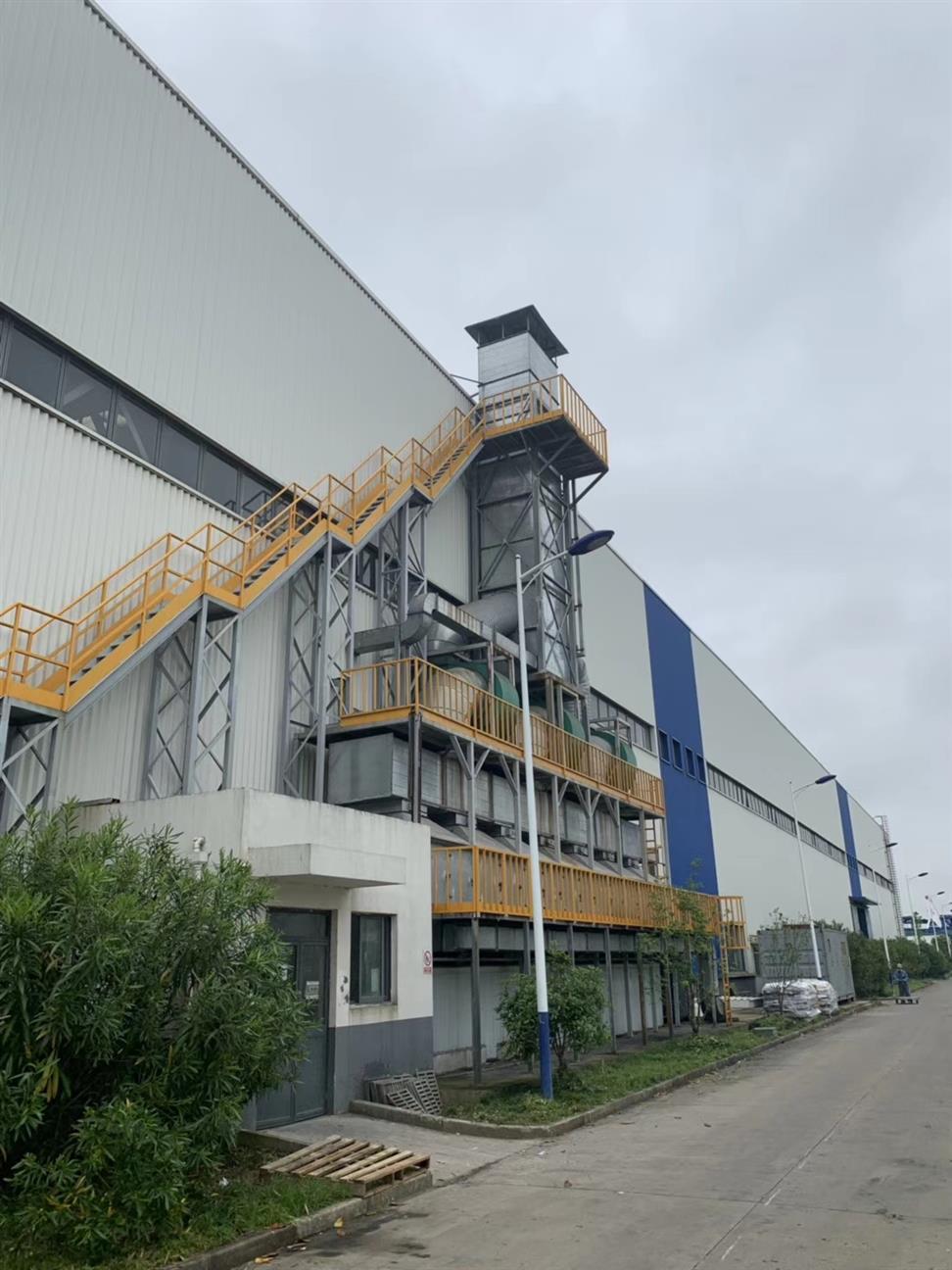 voc有机废气催化燃烧 废气处理设备公司 点击了解价格