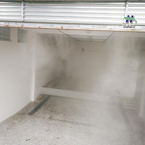 西安高压除臭机 沈阳中转站 2020环保水雾公司