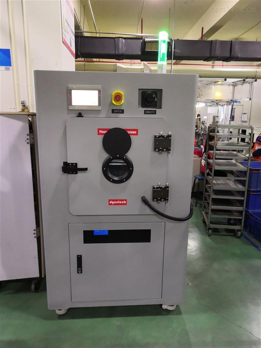 真空等离子清洗机SPV50 光学镜头行业应用清洗、活化、镀膜、刻蚀