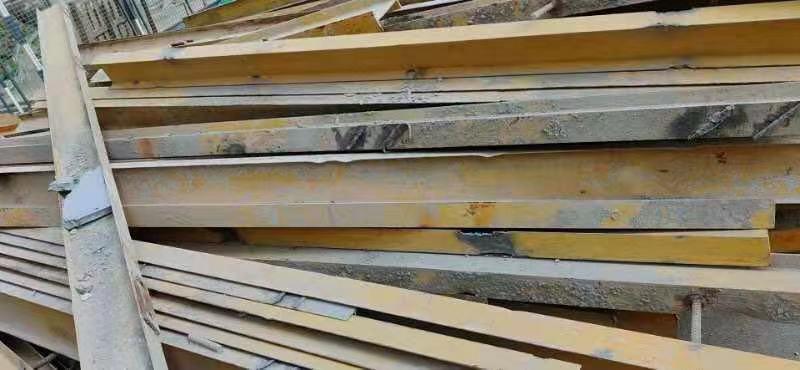旧工字钢回收 二手工字钢回收 常年回收