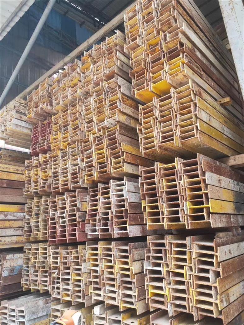 废旧工字钢回收,工字钢回收公司