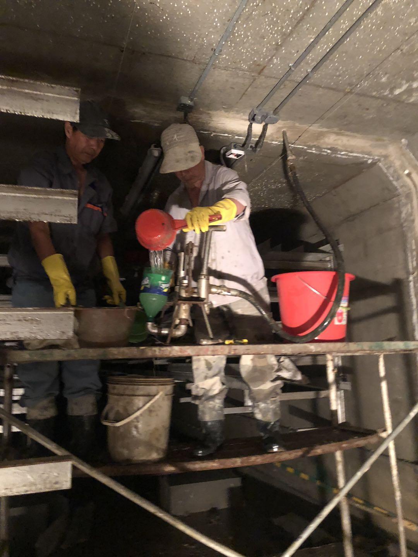 地下管廊沉降缝堵漏剖面图 预定立享优惠