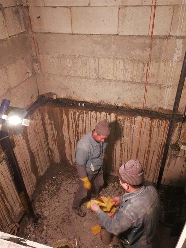 上海电梯井堵漏 花一分钟时间了解下这家报价