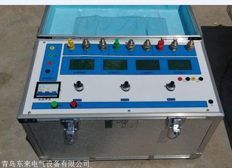 沈阳热继电器测试仪供应商 热继电器校验仪厂家 欢迎在线咨询
