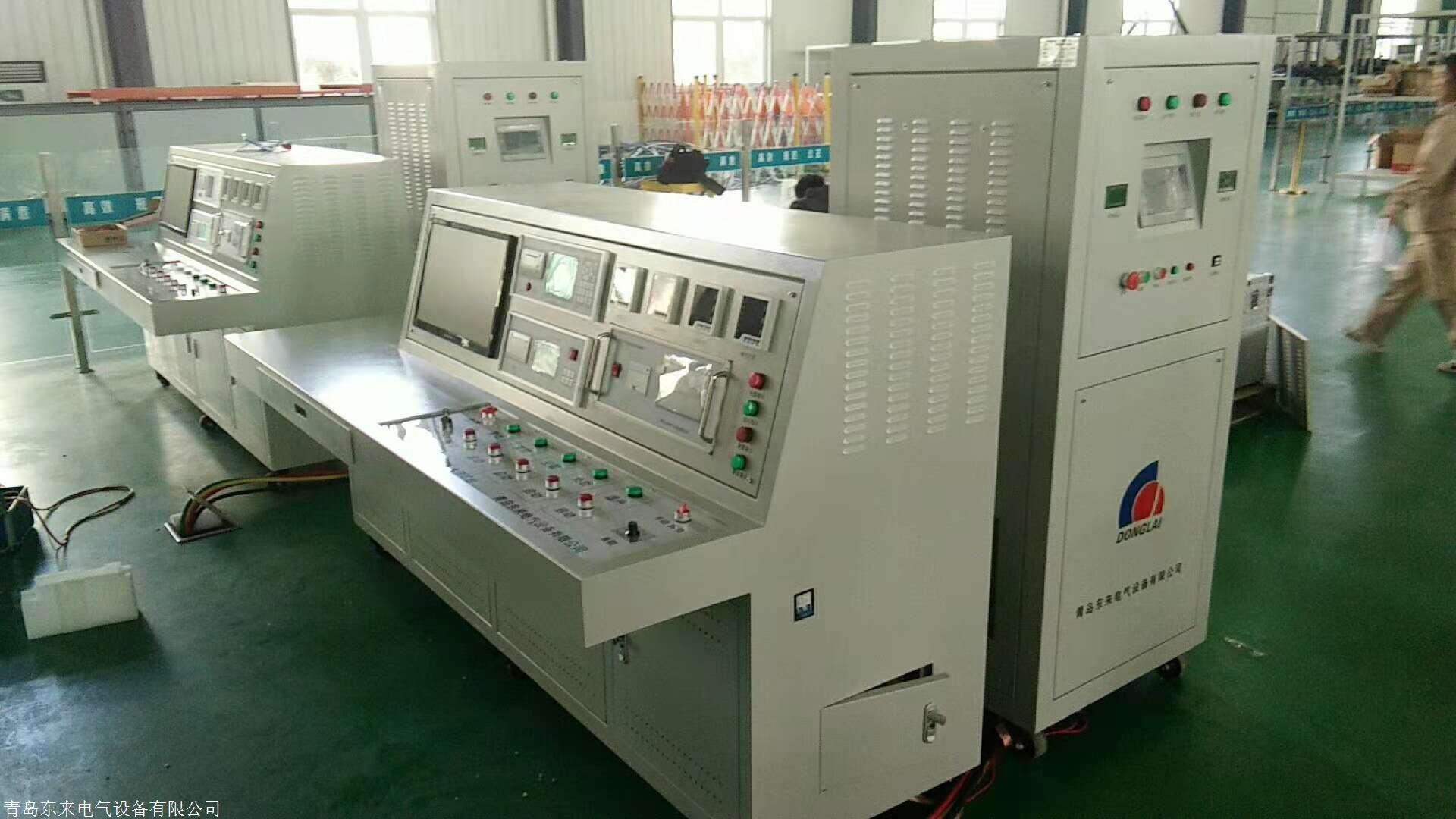 青岛温升实验设备 温升试验设备 高压开关柜温升
