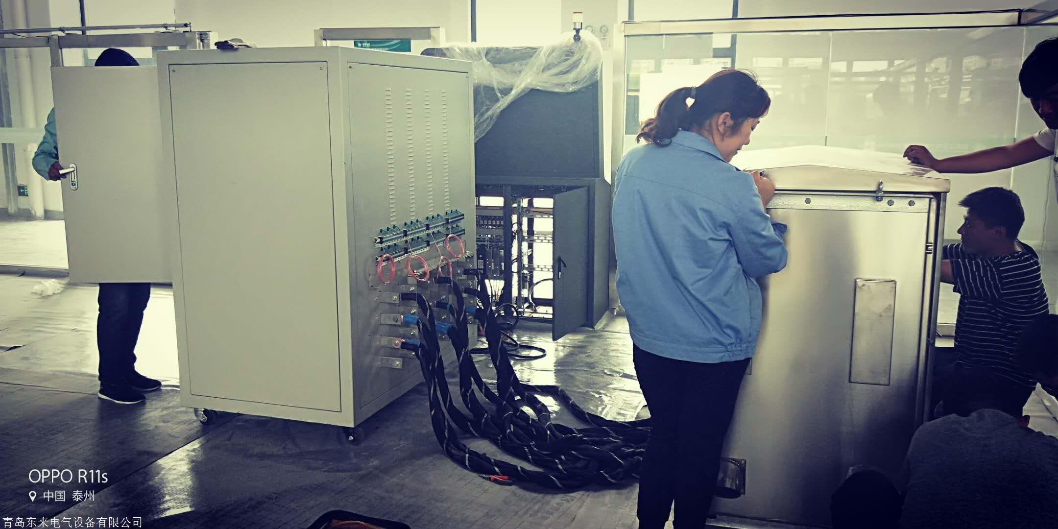 温升记录仪 开关柜温升装置
