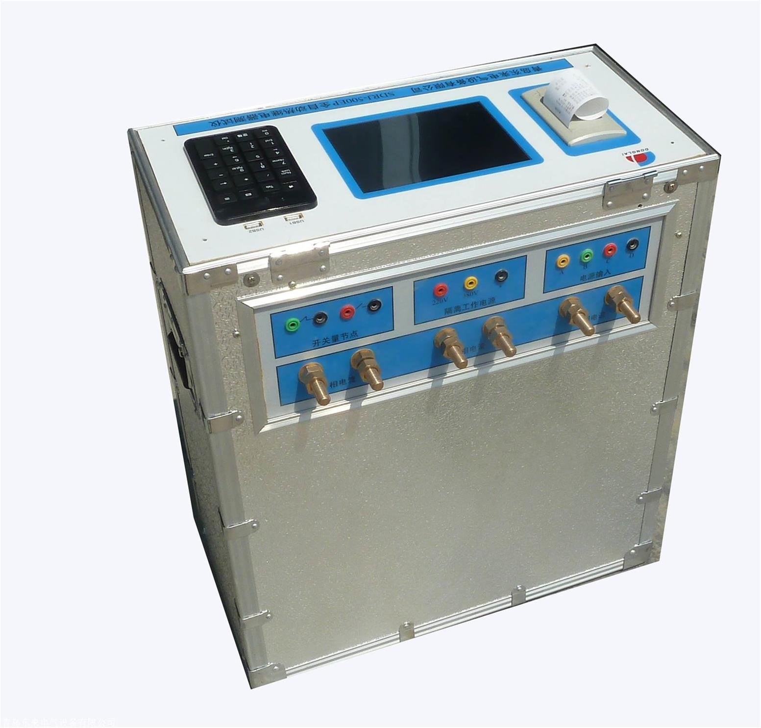 长沙电子式热继电器测试仪 合肥热继电器校验仪