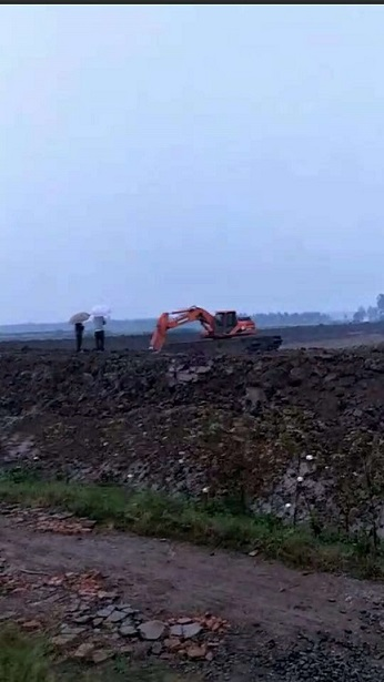 清淤挖掘机械设备出租 水上清淤挖机租赁 机械直销还是看这里