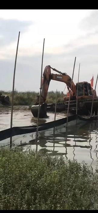 清淤挖掘机械设备租赁 清淤挖机 让利销售 现货充足