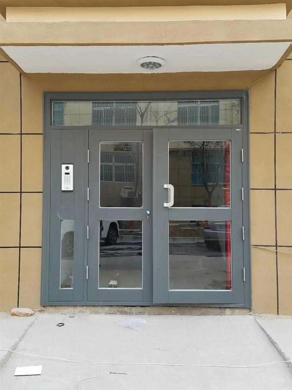 楼宇对讲门 楼宇单元门 中山楼宇单元对讲门