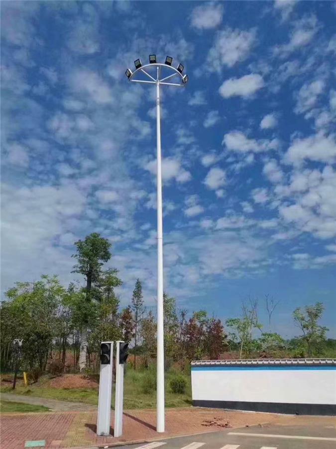 潼南圆形高杆灯 云南10米中杆灯 进来选择你想要的