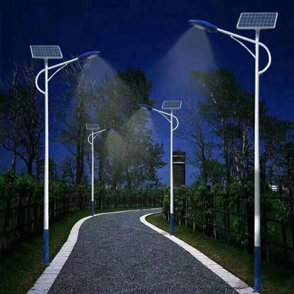 达州太阳能路灯 乡村太阳能路灯 这里价格更优惠