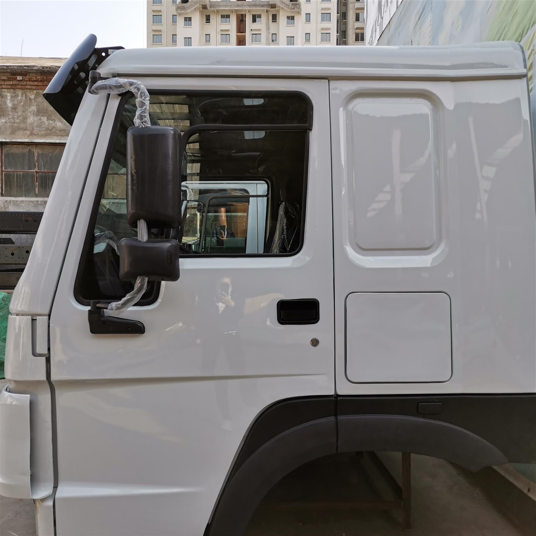 丹东德龙X3000驾驶室定制 白城陕汽驾驶室价格 总成质量这么好