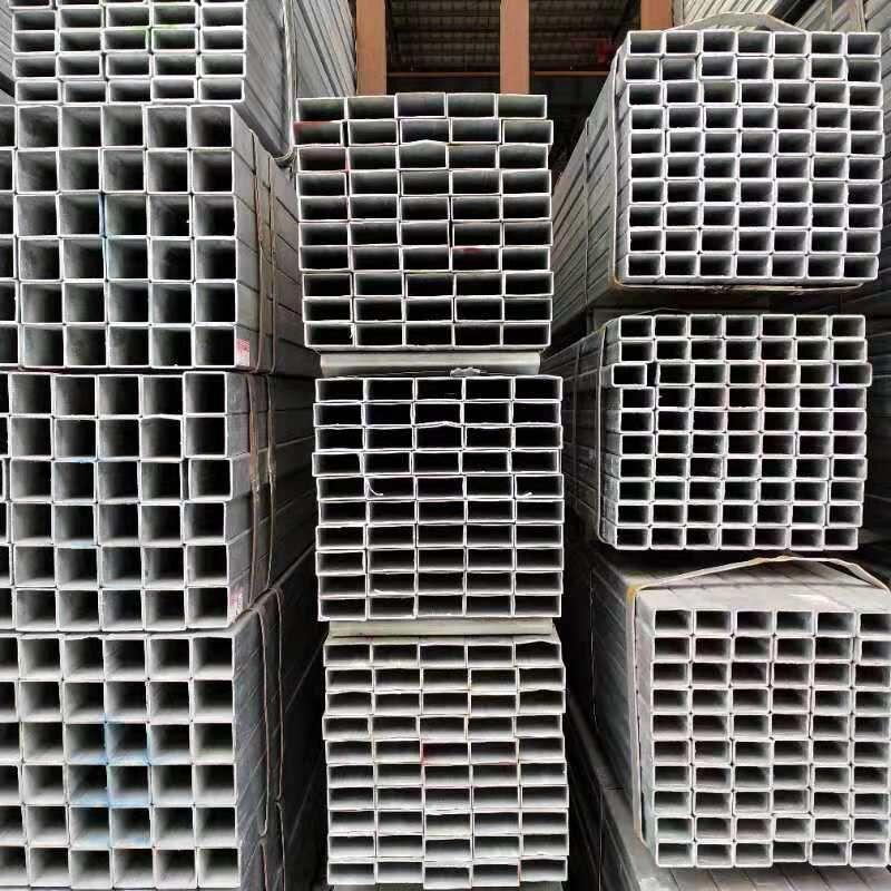 陽江市現貨鍍鋅管制造商 角鋼