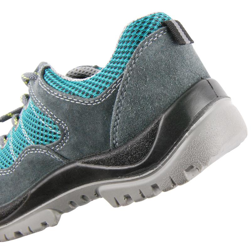 世达SATA 绝缘安全鞋,FF0503-36,休闲款多功能安全鞋 防砸绝缘6KV