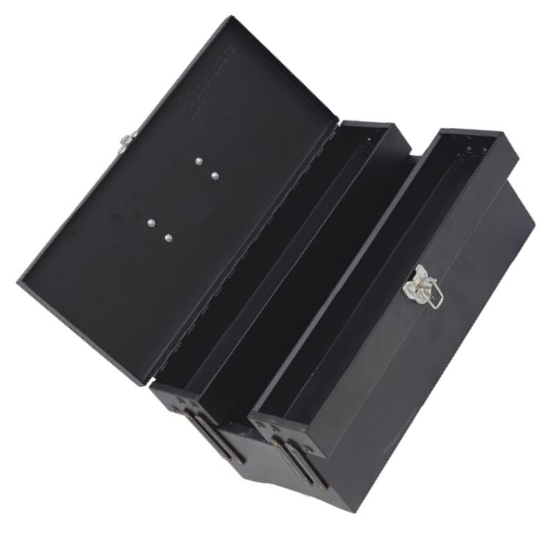 波斯BOSI 二层手提工具箱,450*200*195mm,BS524502
