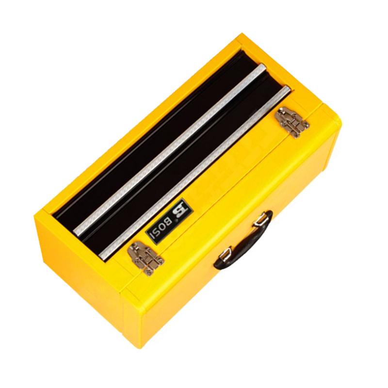 波斯BOSI 二抽屉工具箱,510*218*250mm,BS522412