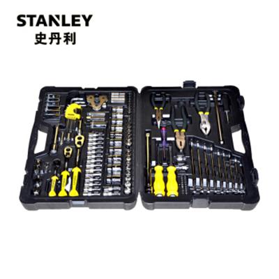 史丹利STANLEY 多功能组套,125件套,STMT74393-8-23,套筒棘轮扳手 机修套装