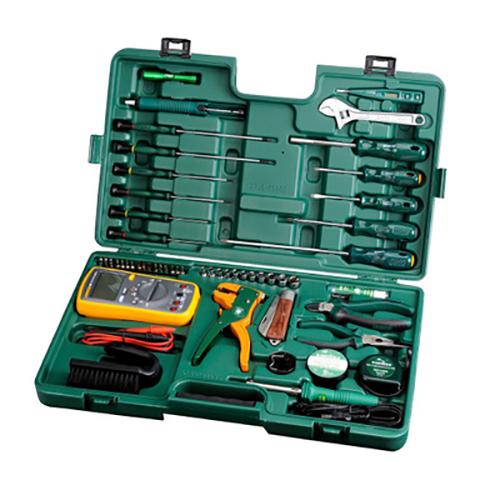 世达电讯工具组套,53件套,09535