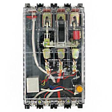 塑壳漏电断路器