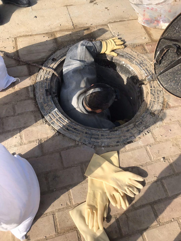 青岛专业防水堵漏厂家 污水池断裂缝堵漏