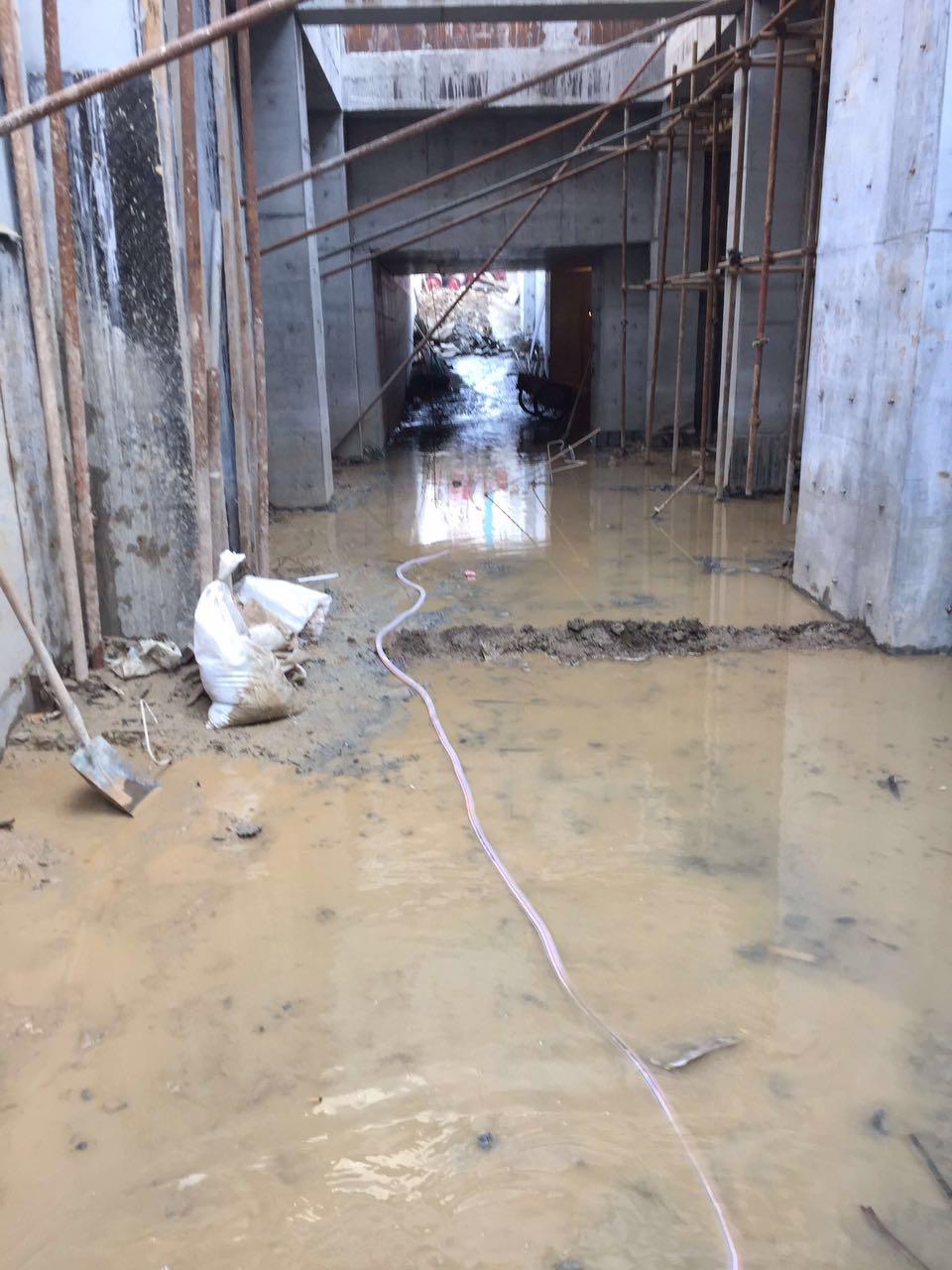 南宁专业团队防水堵漏厂家 储水池沉降缝堵漏