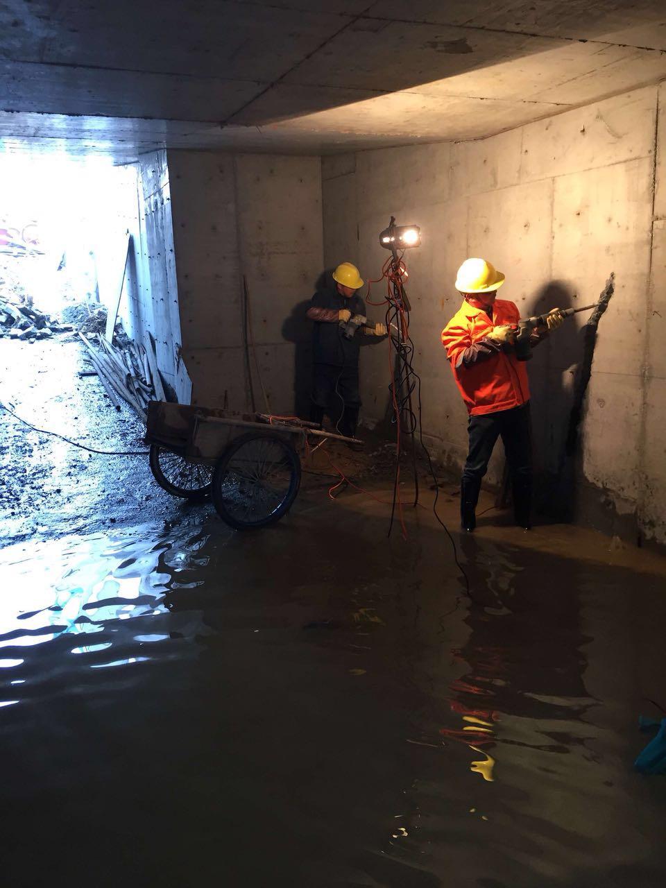 宁波如何处理防水堵漏专业施工