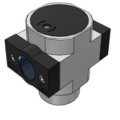 费斯托FESTO HEL安全启动阀,HEL-3/4-D-MIDI,165081
