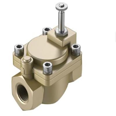 费斯托/FESTO两位两通电磁阀,强制先导工作,常闭,VZWM-L-M22C-G1-F4,546150