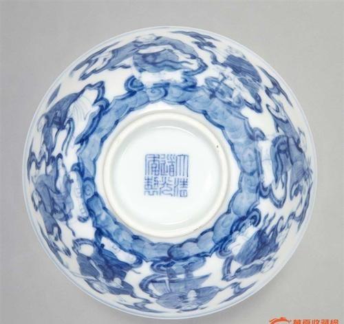 杭州道光年制瓷器歷年拍賣成交記錄 咸豐年制瓷器 多年拍賣經驗