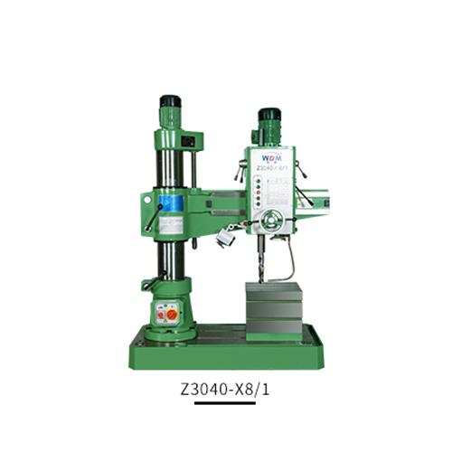 西菱 摇臂钻床Z3040×10,最大钻孔直径40