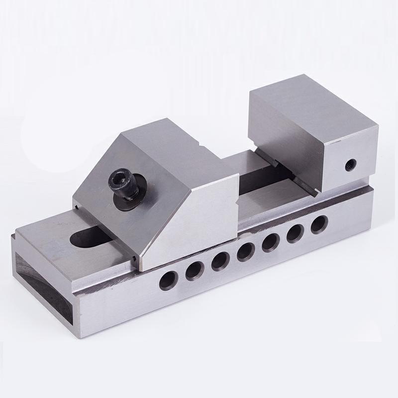 征宙 精密工具平口钳QKG50,钳口宽度(B)50mm,长度(L)140mm