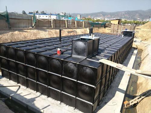 长春地埋式水箱厂家价格