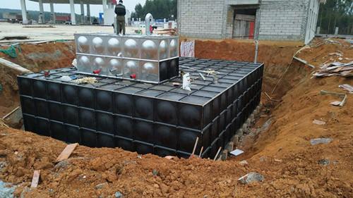 无锡地埋式水箱维修